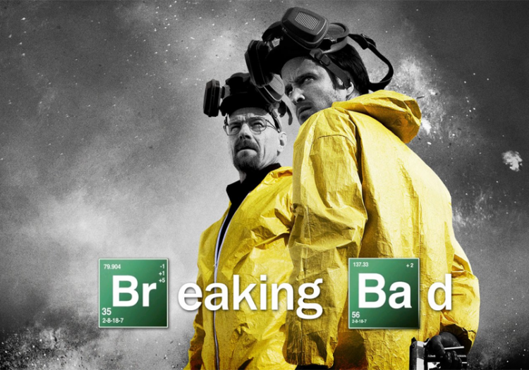 Breaking Bad è una serie particolare