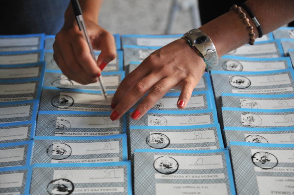 dove si vota