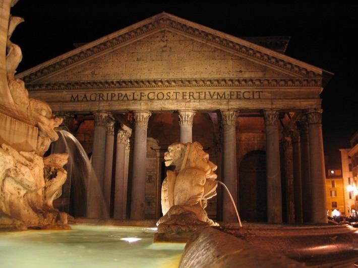 Volantinaggio a Roma