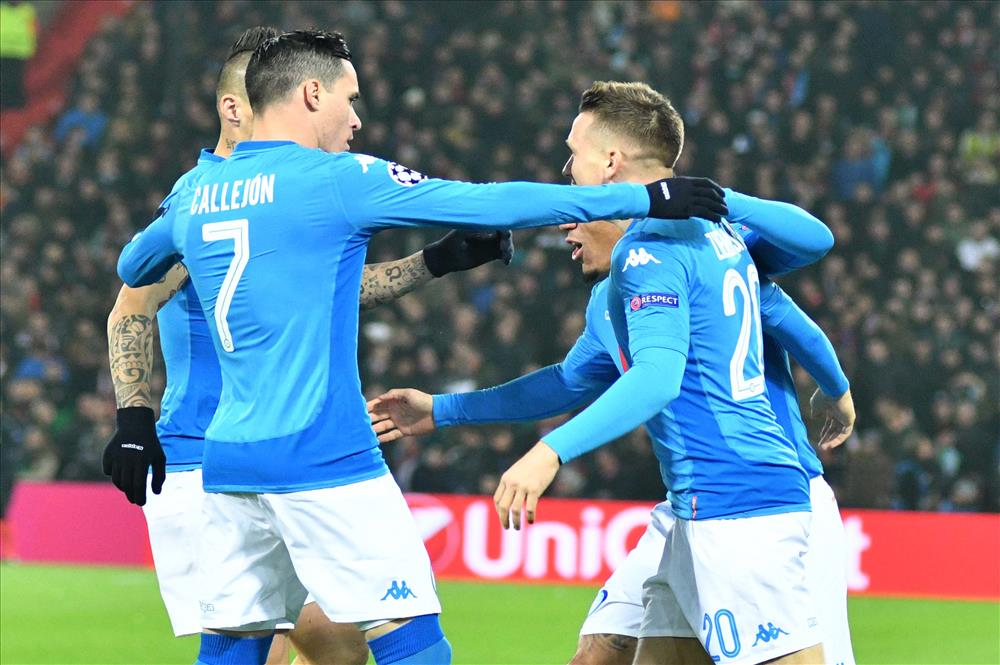 trattative napoli in tempo reale