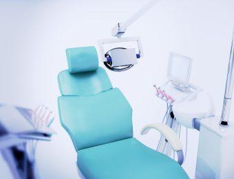 Qual è l'attrezzatura professionale di un dentista?