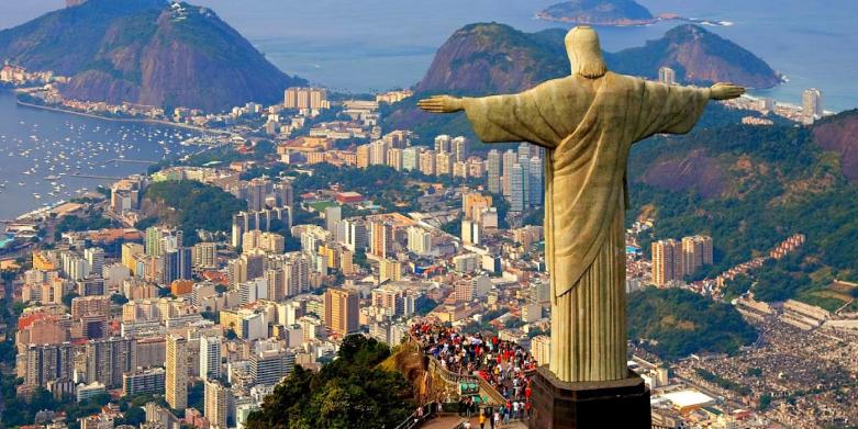 Turismo in Brasile