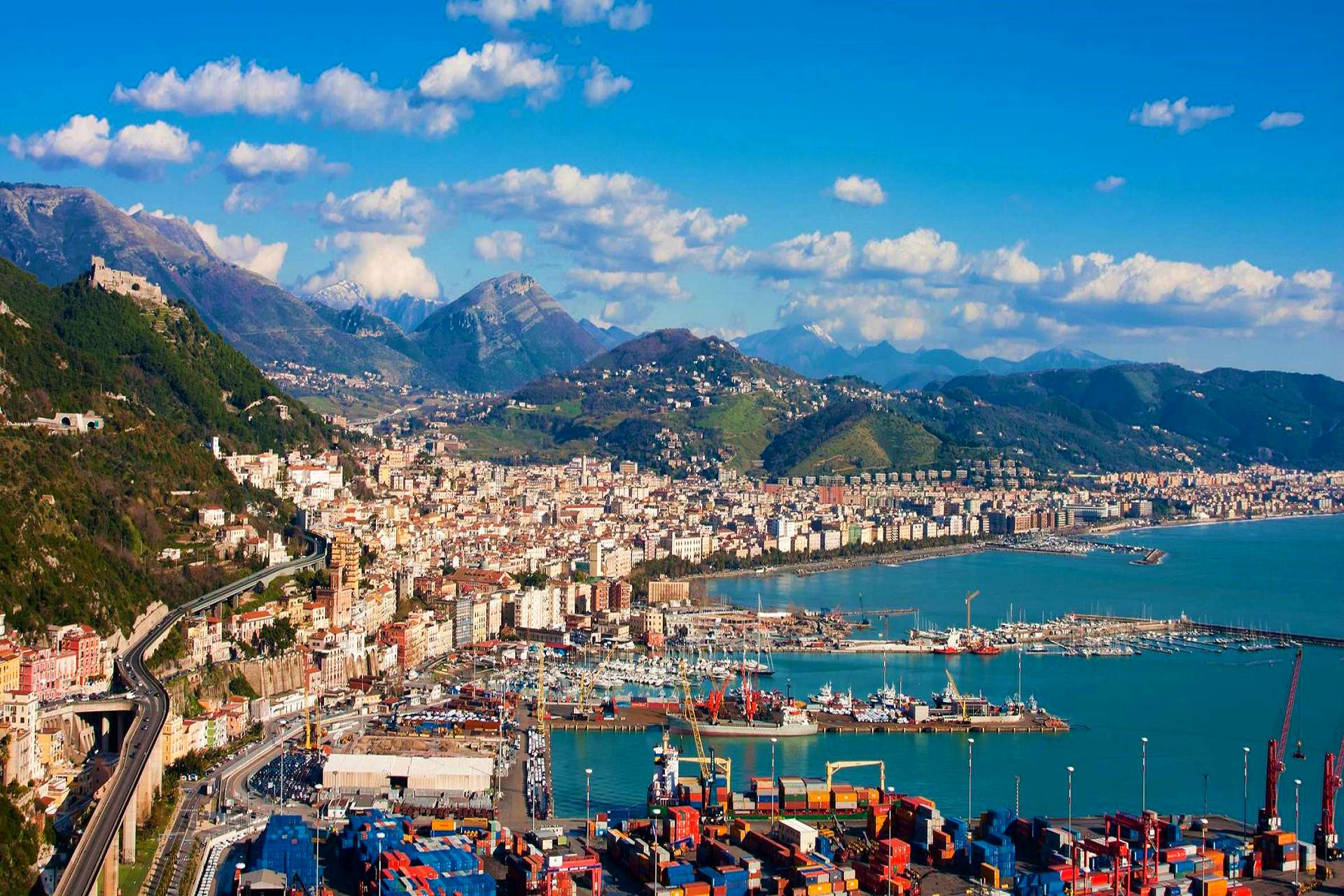 visitare Salerno